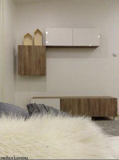 Valontalo │ Ikea Bestå in our living room   #valontalo #livingroom #ikeabestå