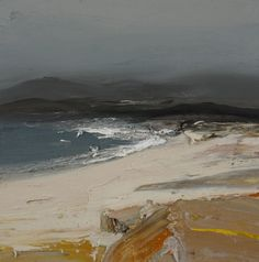 Chris Bushe Summer Surf, Golden Beach