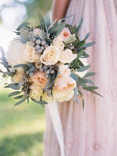 Love these hues | Photography: Wendy Laurel - www.wendylaurel.com  Read More: http://www.stylemepretty.com/destination-weddings/2015/04/24/whimsical-elegant-backyard-wedding-inspiration/