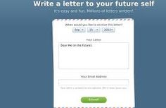 https://ohlife.com/timecapsule  Write a letter to your future self! Make the students write to themselves where they see themselves at the end of the school year! Make them read it at the end of the school year! Good for reflection, meta skills!