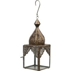 Small Moroccan Lantern Candle Holder- great for a little accent lighting Lantern Candle Holders, Candle Lanterns, Candles, Votive Holder, Aladdin Halloween, Moroccan Lanterns, Stationery Store, Paper Source, Holiday Fashion