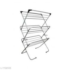 Checkout this latest Drying Racks Product Name: *Cloth Drying Stand* Multipack: 1 Easy Returns Available In Case Of Any Issue   Catalog Rating: ★3.9 (216)  Catalog Name: Classy Cloth Drying Stands Vol 1 CatalogID_135494 C131-SC1626 Code: 2212-1102088-4563