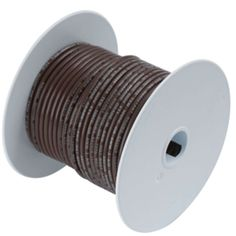 Ancor Brown 18 AWG Tinned Copper Wire - 35
