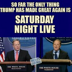 This is the truest thing I've seen in a long time. SNL is gold these days.
