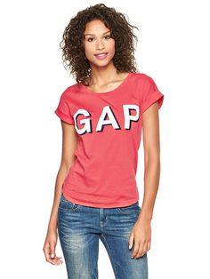 Gap | Logo shadow T