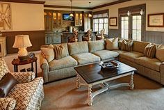 Traditional Home with Beautiful Interiors