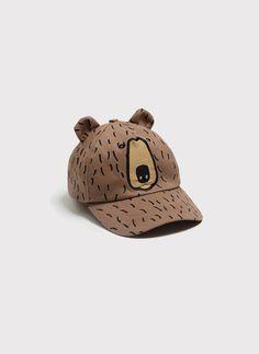 Mini Rodini Bear Cap