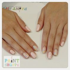 Paddle Pop nails #paintshoppenails #eastcoastroad #singapore #nails #nailart #manicure #pedicure