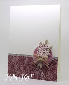 sharing my papercraft journey Card Maker, Branches, Stampin Up, About Me Blog, Paper Crafts, Thoughts, Trees, Cards, Catalog