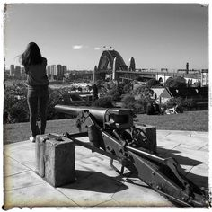 Enjoying the view from the Observatory Hill  #observatory #observatoryhill #sydney #ilovesydney #nsw #visitnsw #NewSouthWales #australia #seeaustralia #sydneyharbourbridge #sydneyharbour #iphonography #snapseed #renekisselbachphotography by renekisselbachphotography http://ift.tt/1NRMbNv