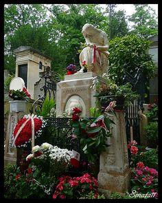 Chopin Pere Lachaise, Paris