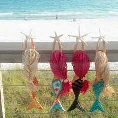 Visit www.etsy.com/shop/JeanneTierneyDesigns to see more mermaids for sale.