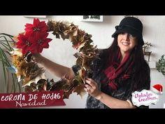 Arbol Navideñocon Hojas Blancas :: Chuladas Creativas - YouTube