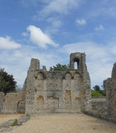 Wolvesley Castle Winchester. 1130 - 1140
