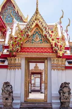Wat Pho, the Temple of the Reclining Buddha in Bangkok, Thailand by Constantin Stanciu Bangkok Travel, Nightlife Travel, Thailand Travel, Asia Travel, Croatia Travel, Hawaii Travel, Italy Travel, Thailand Destinations, Thailand Vacation