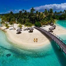 Intercontinental Thalasso Spa at Bora Bora