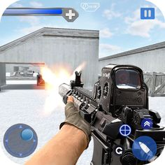 Counter Terrorist Sniper Shoot v1.1 (Mod Apk Money)is an epic FPS shooting game. In this war terrorists lurk in a war-torn city. The brave commando has accepted the difficult mission of going to the city to destroy the terrorists. This mission is very challenging in the battlefield in the face of brutal enemies to protect themselves and destroy the enemy.  This is based on the modern shooting game commando mission through a series of missions to complete the final war. The goal of each game…