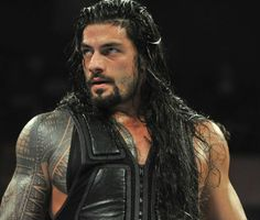 Roman Reigns (photo courtesy of WWE)
