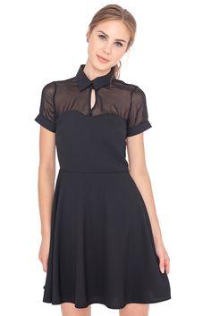 Vintage style smock dresses