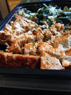 Dinner menu: Turkey Meatloaf with Sauteed Chard Turkey Meatloaf, Dinner Menu, Meals, Meal, Yemek, Food, Nutrition