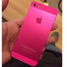 Hate the iphone. but love love love the pink!