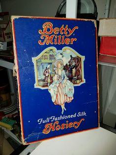 Betty miller hosiery