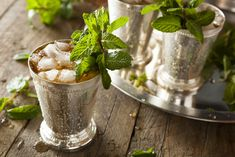 Now that you've perfected your Moscow Mule recipe (the cocktail that's taken Wisconsin by storm) let's turn to The Bluegrass State. Ah, Kentucky. Home of the Derby. Land of the julep. The Kentucky Derby (the popular hat-filled horse race annually in Louisville) did in fact raise the mint julep's profile, thrusting it onto cocktail menus nationally. But here's a bit of boozy history for you: This quintessential …