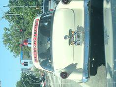 Classic Ford Police Car - Atlanta, GA PD