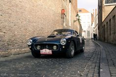 #Ferrari #250 #GT   Have you ever seen a prettier face???