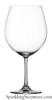 $59.99-$62.28 Burgundy Pinot Noir Wine Glasses (set of 6) - Our  Burgundy Wine Glasses are designed to capture the aroma and delicacy of the Pinot Noir grape but are also perfect for all sorts of supple and well-aged red wines.  The 26 oz. balloon design directs floral, earthy and fruity aromas to the nose while playing down heavier shades of alcohol and wood that might drown out these subtle no ...