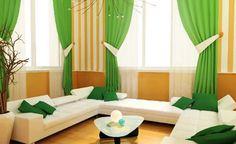 cortinas modernas para a sala