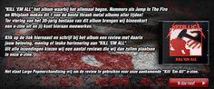Ik doe mee! > http://www.large.nl/metallica-kill-em-all-cd/art_422894/?campaign=large/nl/sm/pinterest/ezine