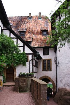 Wartburg Castle (Eisenach, Germany)