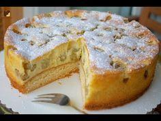STACHELBEEREN-SCHMAND Kuchen ◊◊◊ fruchtig, säuerlich, lecker - YouTube