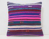 20x20 cool throw pillows DECOLIC dekokissen kissenbezug holiday decorations indoor outdoor rugs pillows pink purple 13819 kilim pillow 50x50