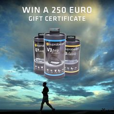 Win a 250 € gift certificate to the Suprabeam Store!  Everyone who likes our Facebook Page and signs up for our newsletter before the 1/5-15, is getting a chance to win a 250 € gift certificate to the Suprabeam Store.   You can use the certificate on all products and accessories and we ship worldwide!   If you already are subscribed to our newsletter, remember to like our Facebook Page as well, if you want to participate