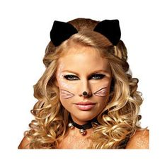 Cat Ear Hair Clips- Ears and Tails- Costume Accessories- Costumes & Ac ... #catfurniture - See more Cat Accessories at Catsincare.com