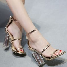 Belt Leisure Twinkle Sandal(Size:35-40)_Sandal_WHOLESALE SHOES_Wholesale clothing, Wholesale Clothes Online From China