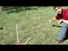 How to Determine Land Slope - YouTube