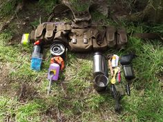 Bushcrafting / Scouting belt kit - Bushcraftliving.com Forum
