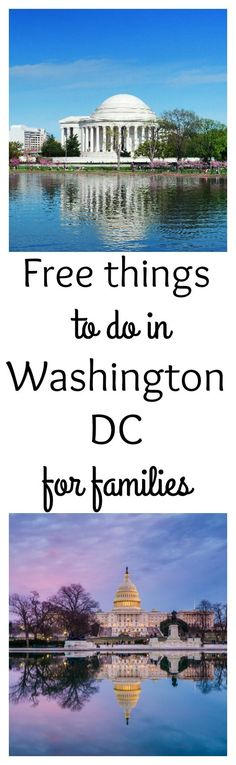 Looking to Visit Washing DC on a budget? Here are some fun Free things to do in Washington DC for families, with or without kids.