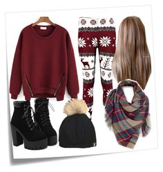 """""""❄️ Combating Winter ❄️"""" by sukhaulakh on Polyvore featuring Post-It and Venus"""