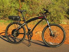 Part 1 of the ProdecoTech Phantom X3 Electric Bike Review: A BUNCH of pictures & specs!