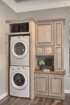 6 Foot Utility Room #UtilityRoom #Laundry #Solution #Cabinets #Cabinetry #Design #Inspiration