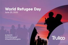 June 20 is World Refugee Day.  Refugees around the world are fleeing poverty, discrimination, war or persecution. Imagine what it takes to uproot your entire life, carry everything you own on your back and walk with your children for untold miles simply to survive. World Refugee Day, Financial Inclusion, What It Takes, Persecution, Survival, June, Around The Worlds, War, Marketing