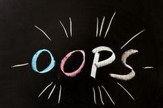 Carta de Apresentação: erros que devem ser evitados