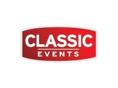 COMMERCIAL LOGOS - Automotive - Classic Events Vector Logo