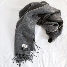865e5cd90681 Acne Studios scarf Minimalist Fashion, Minimalist Style, Acne Scarf, Acne  Studios, Jessica
