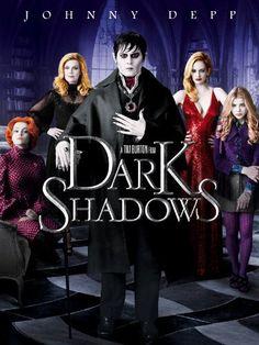 Dark Shadows Amazon Instant Video ~ Johnny Depp, schöner film, gute schauspieler, sehr gute kulisse