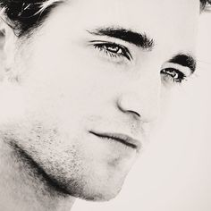 Classic pic of Robert Pattinson